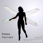 Lady DragonFly - Human Factory