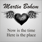 Martin Bohem - Now is the time, here is the place