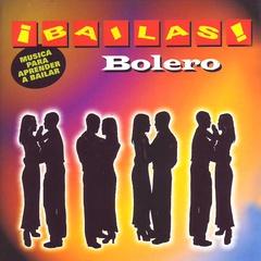 """José Miguel Crego """"El Greco"""" y All Star - Bailas Bolero, música para aprender a bailar"""