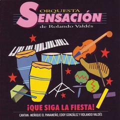 Orquesta Sensación - Qué siga la fiesta!
