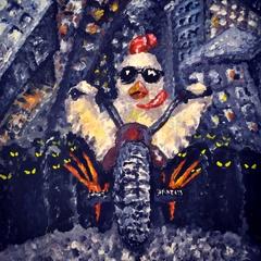 Šamanovo Zboží - Příběh Kuřete