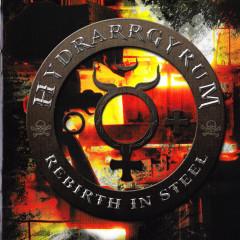 Hydrarrgyrum - Rebirth in steel