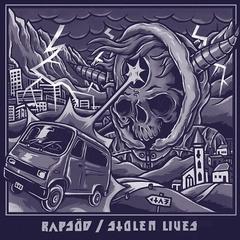 Stolen Lives - split EP w/ Rapsöd