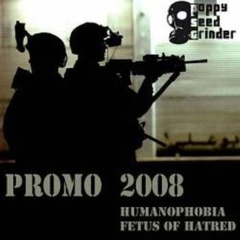 Poppy Seed Grinder - promo 2008