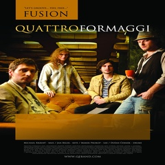 Quattro Formaggi - Over The Edge